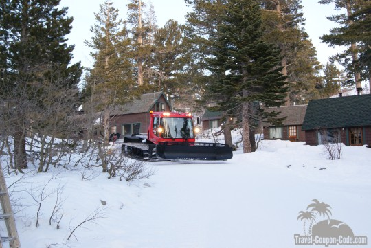 Inyo National Forest Campground Countre