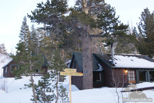 Inyo National Forest Campground House