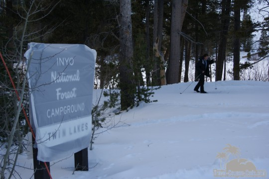 Inyo National Forest Campground