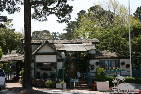Carmel By The Sea House For Rent
