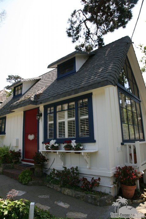Northern California Carmel By The Sea House For Rent