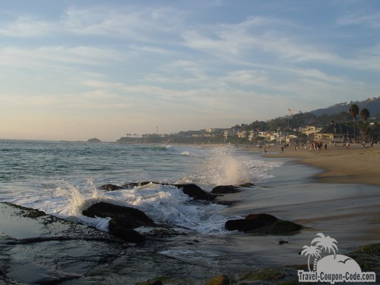 Aliso Beach Photo
