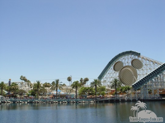 Disneyland Southern California Adventure Park Picture