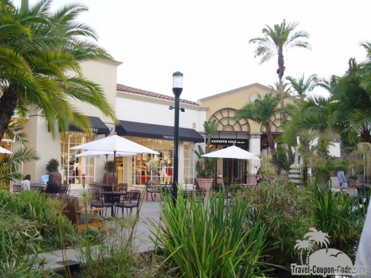 Fashion Island Newport Beach Picture